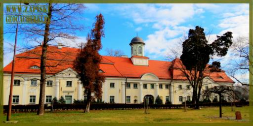 Pałac von Hoyma w Brzegu Dolnym