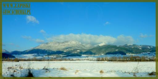 Słowacja: Demänovská dolina, Chopok i pierwszy raz na nartach